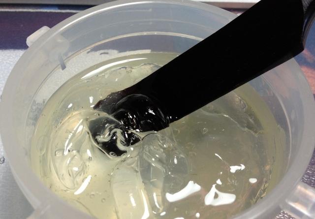 homemade aloe vera moisturizer